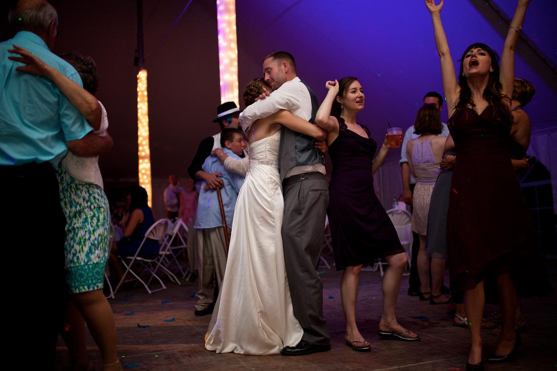 Wilmot New Hampshire Wedding